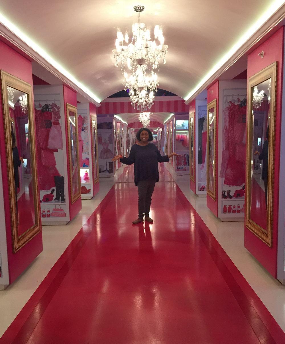 Barbie Dream Closet Games
