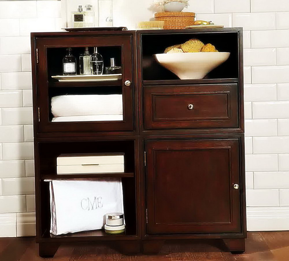 Bathroom Storage Cabinets With Drawers