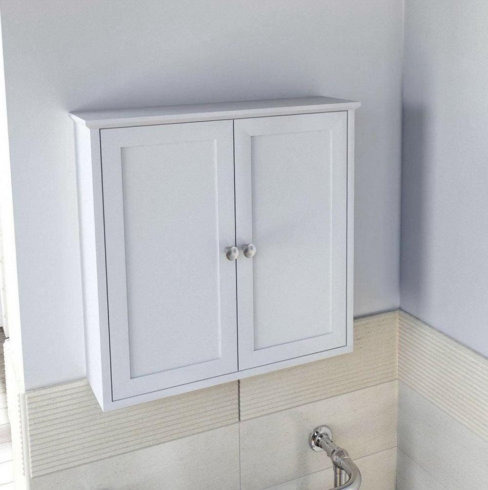 Bathroom Wall Storage Cabinets With Doors
