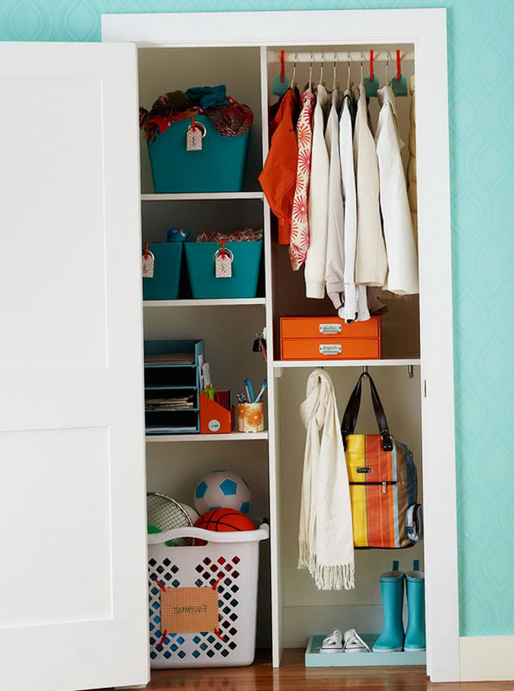 Best Closet Organization Ideas