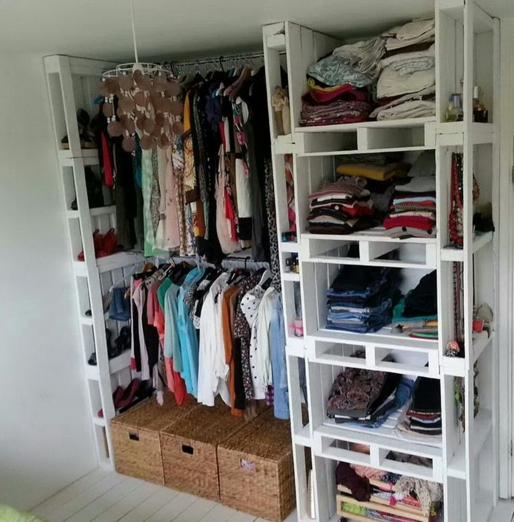 California Closets For Small Spaces