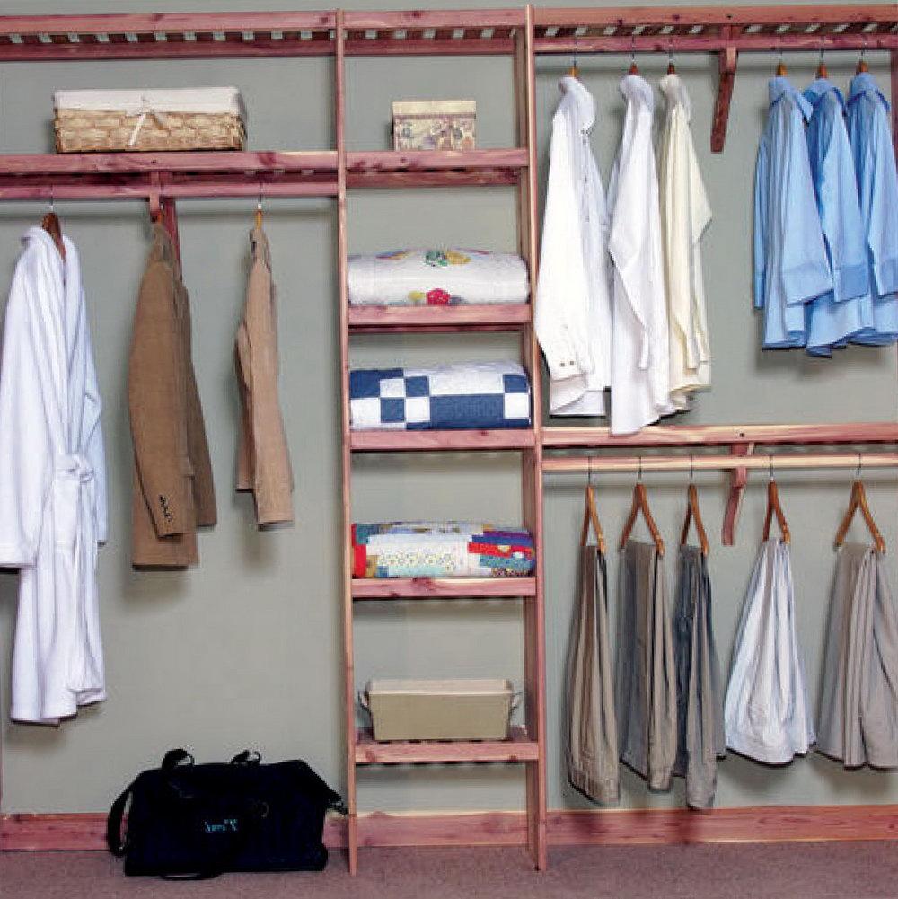 Cedar Planks For Closet