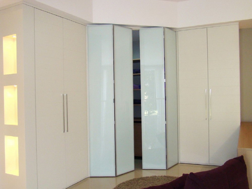 Changing Sliding Closet Doors To Bifold Doors