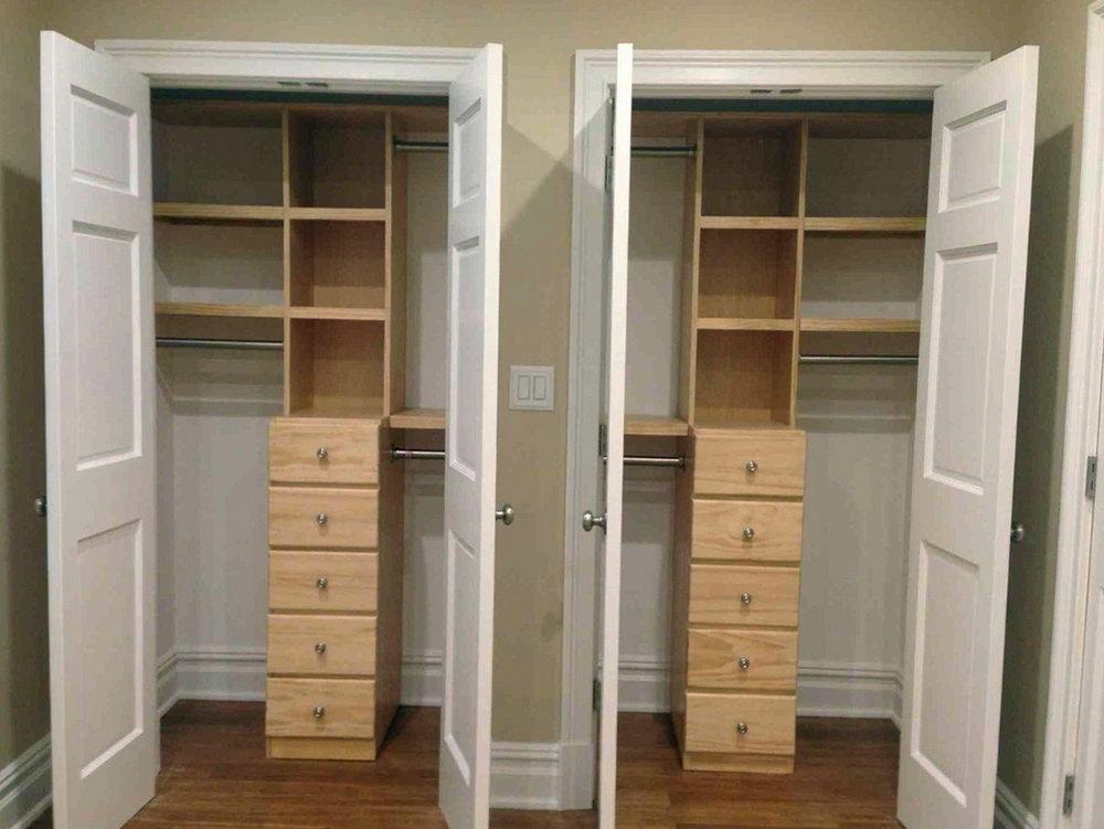 Closet Cabinet Design Images