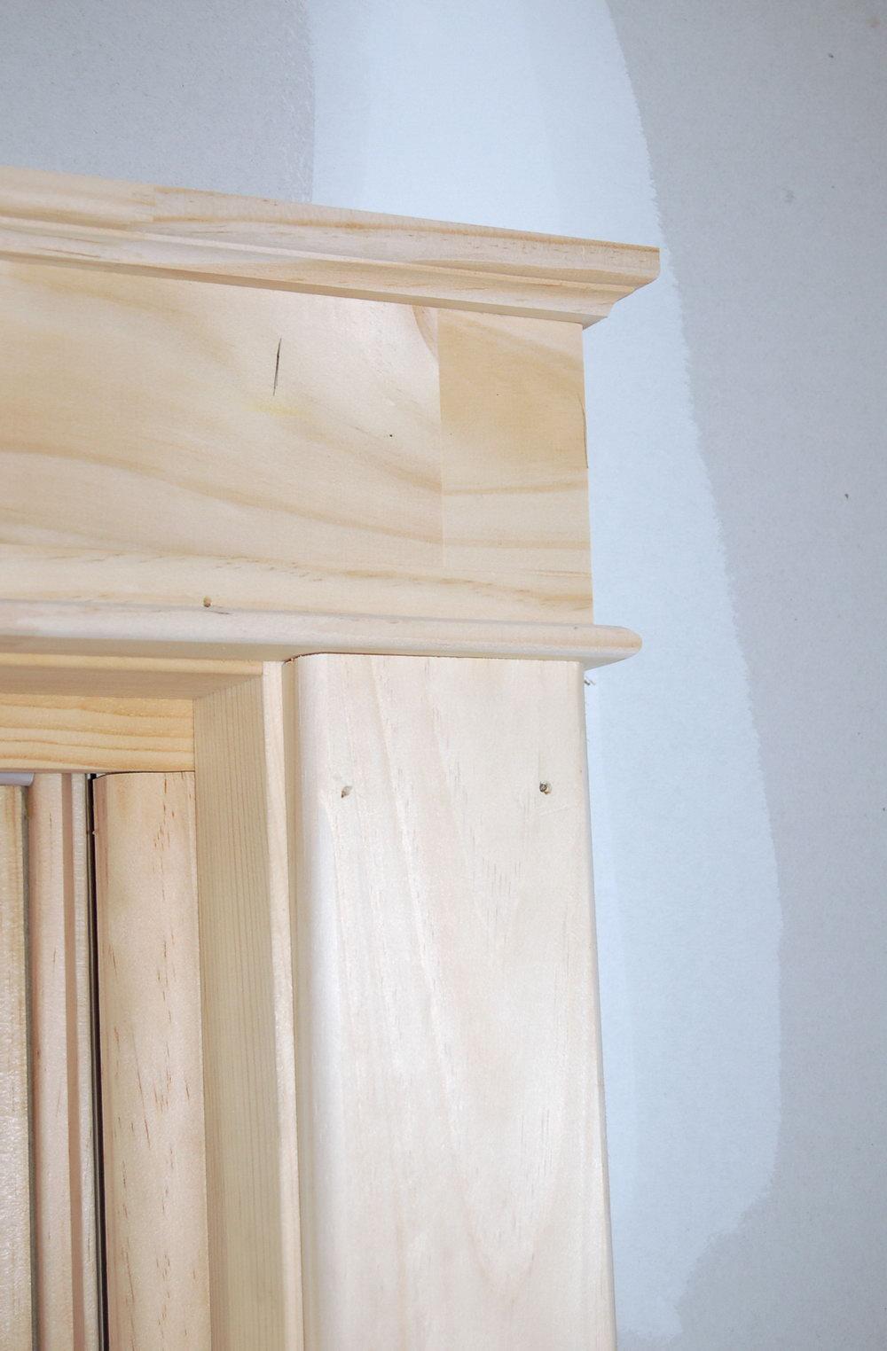 Closet Door Trim Molding