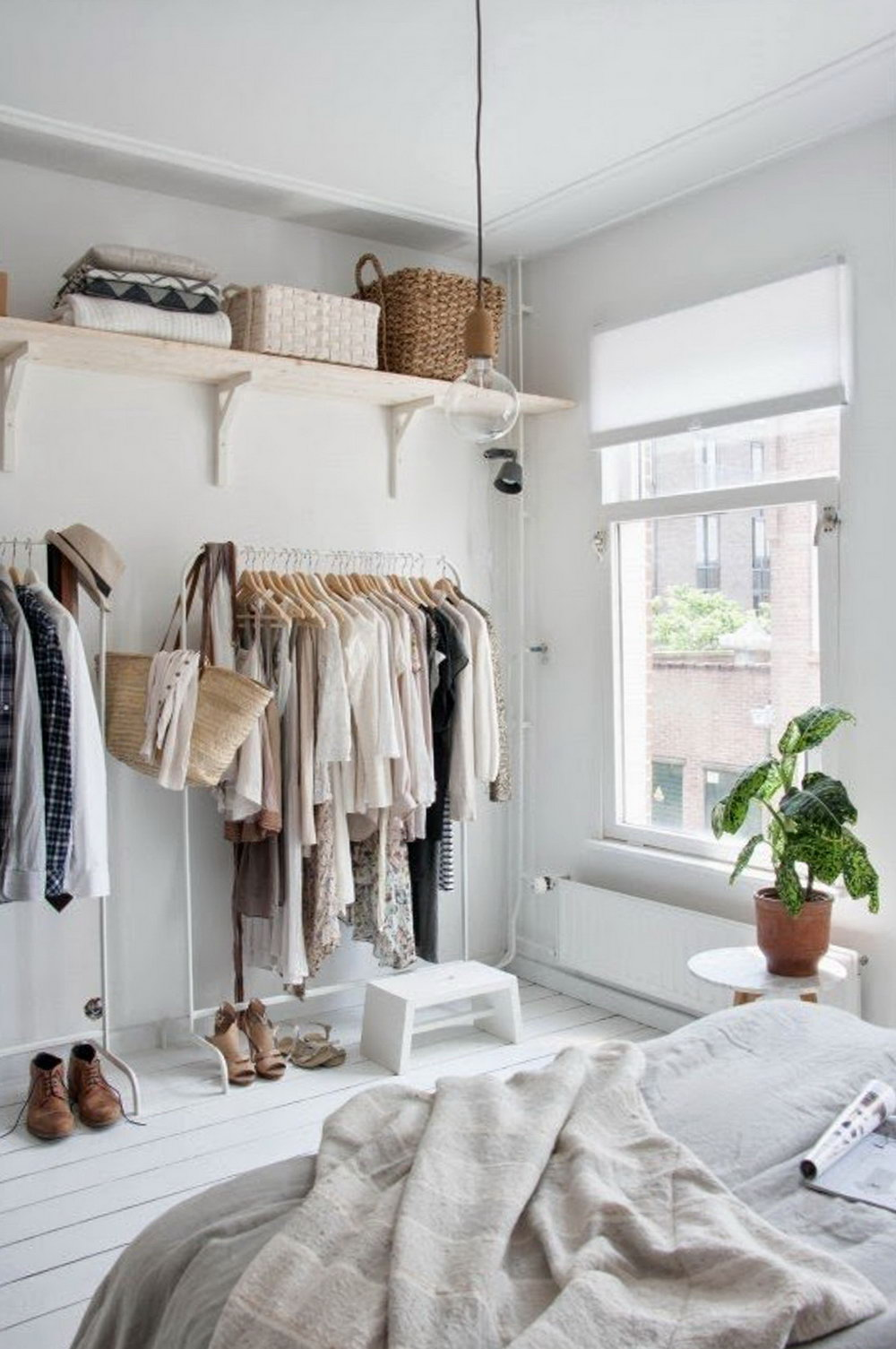 Closet For Room With No Closet
