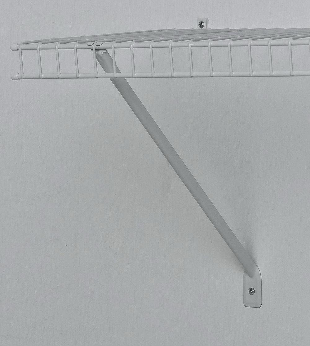 Closet Hanger Bar Support