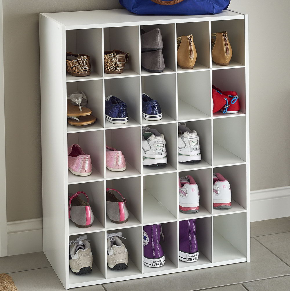 Closet Maid Shoe Storage