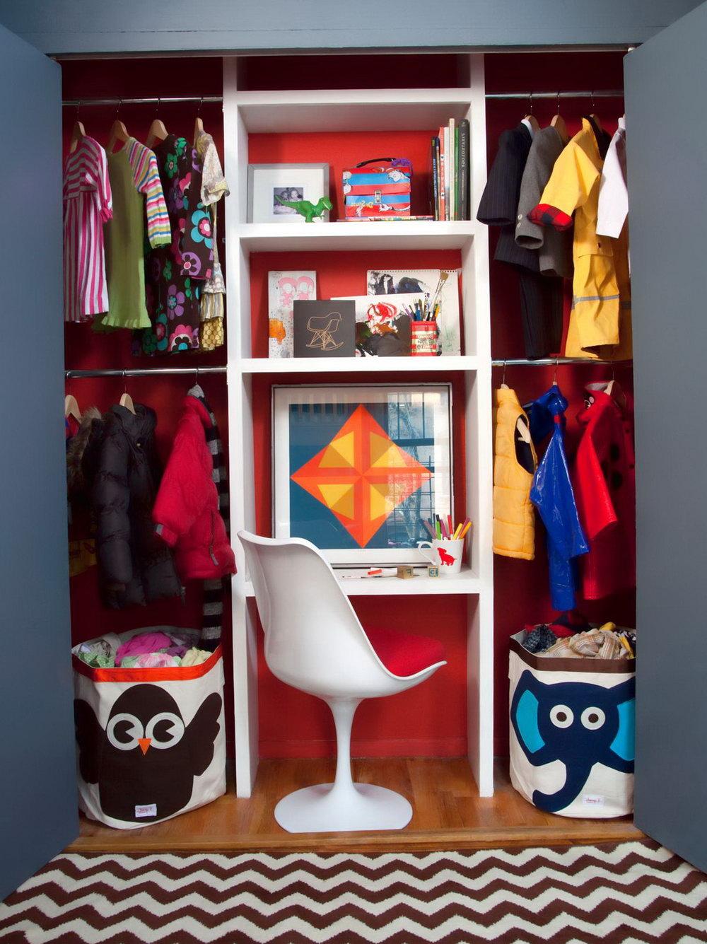 Closet Organization Ideas For Small Closets Pinterest