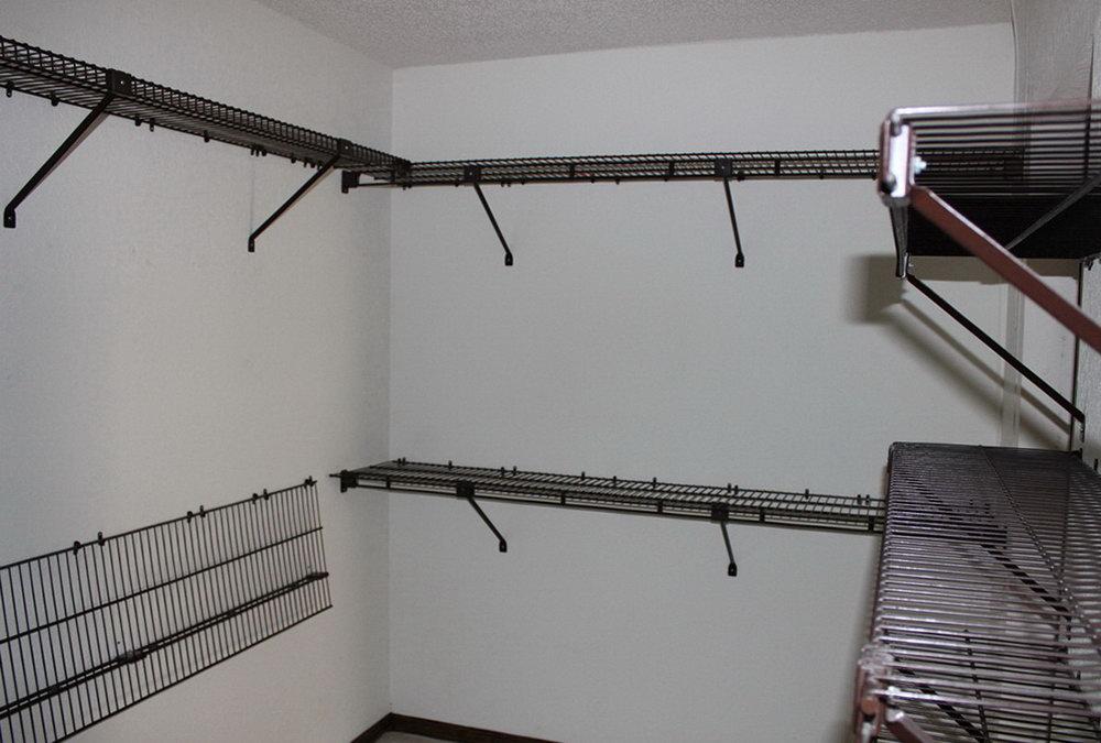Closet Wire Shelf Covers