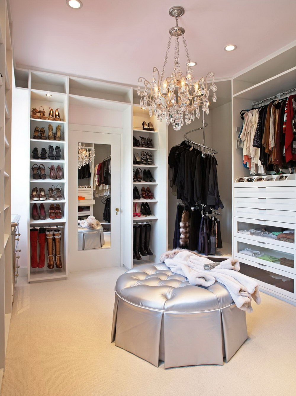 Cool Closets For Girls