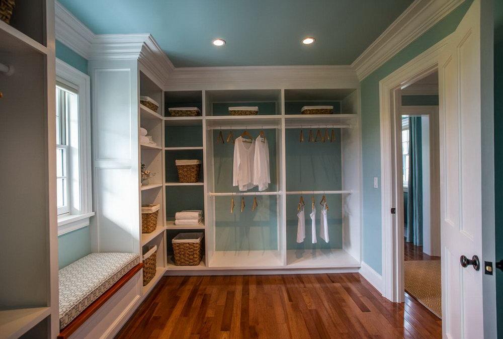 Custom Master Closets