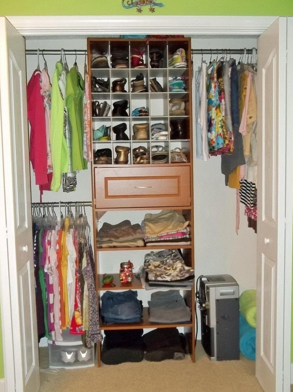 Diy Bedroom Closet Ideas