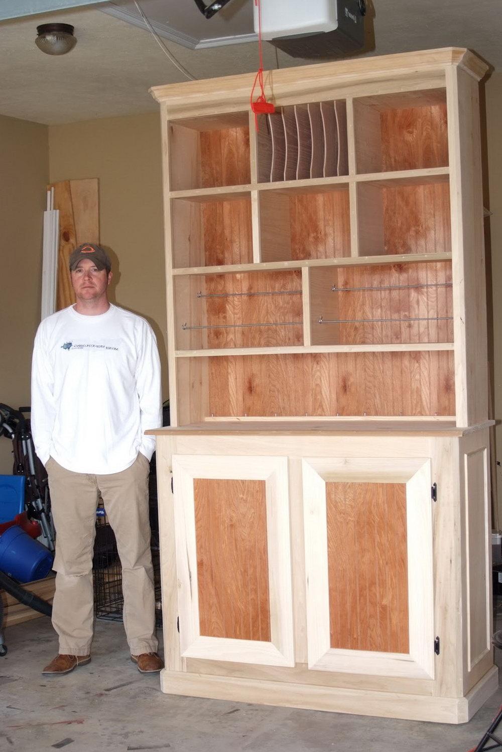 Diy Craft Storage Cabinet