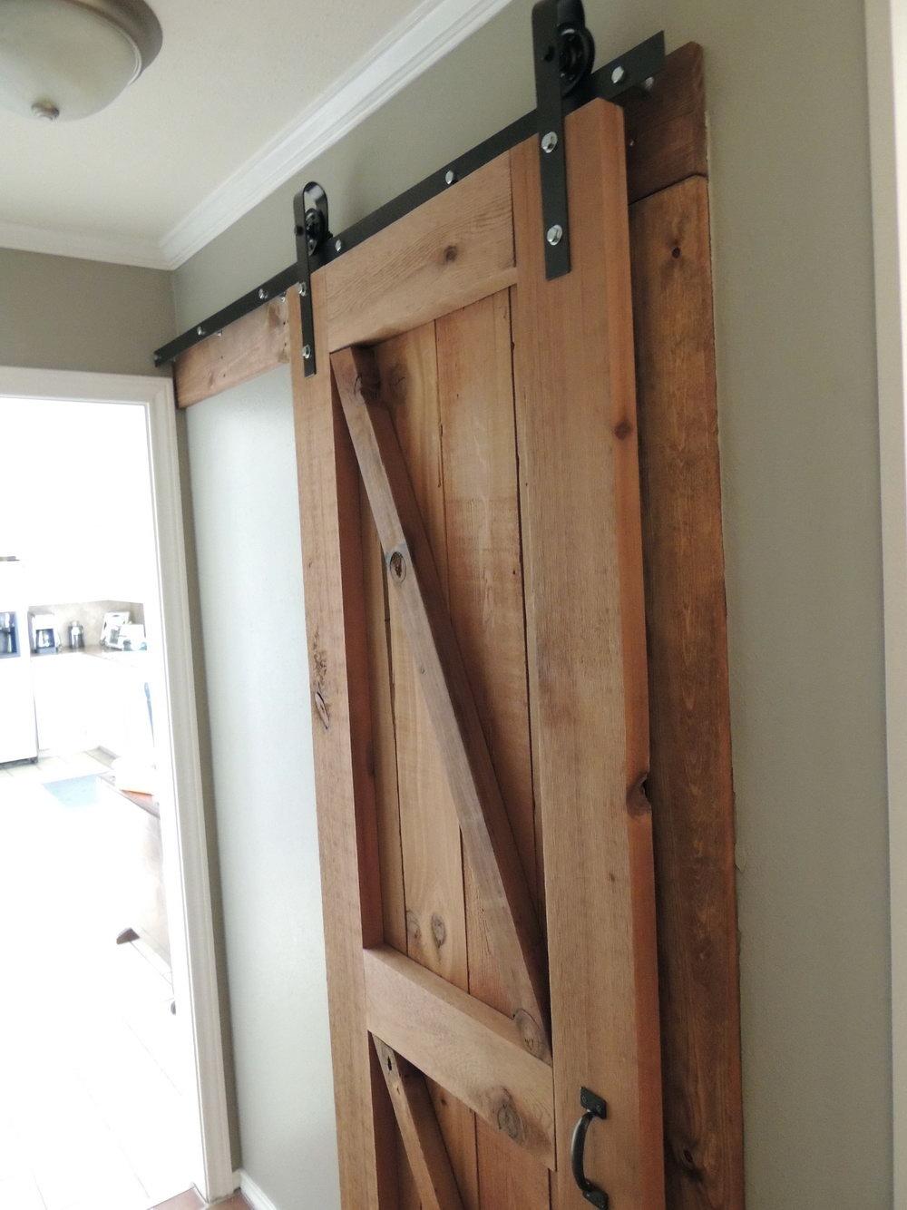 Diy Sliding Closet Door Hardware