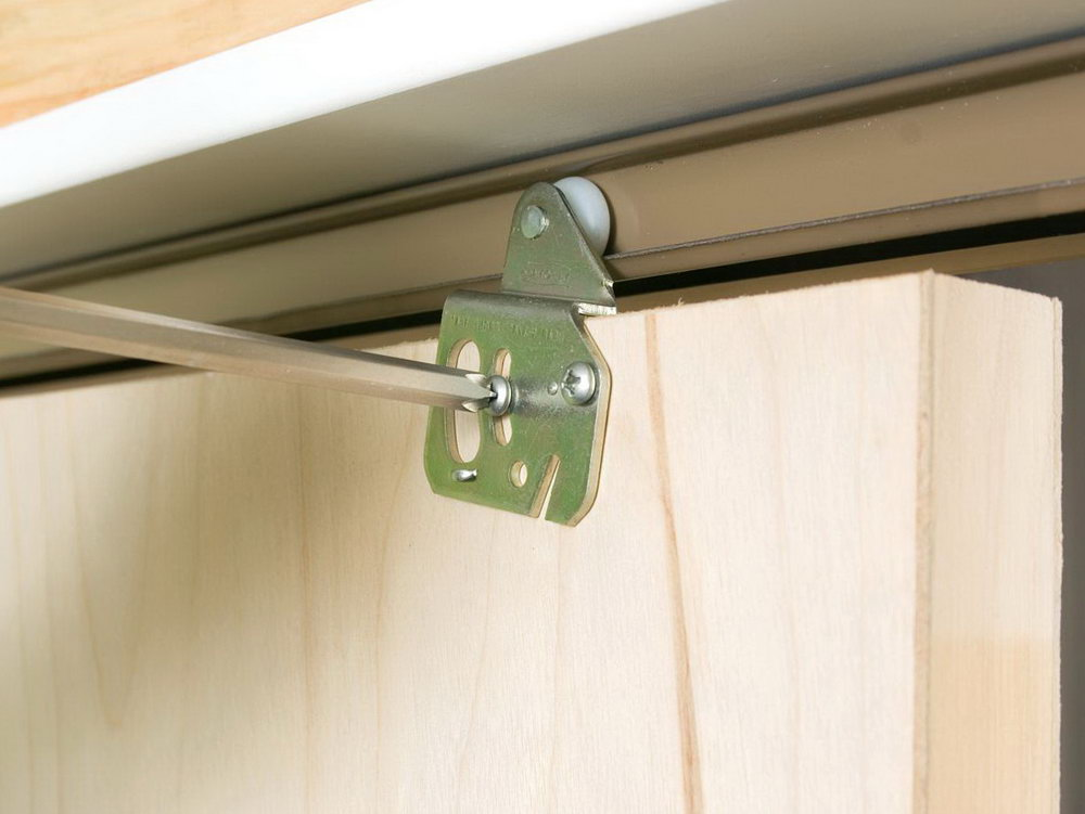 Diy Sliding Closet Door Lock