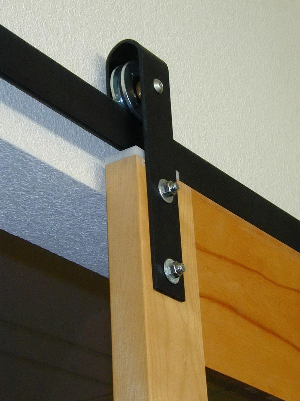 Fix Closet Door Track