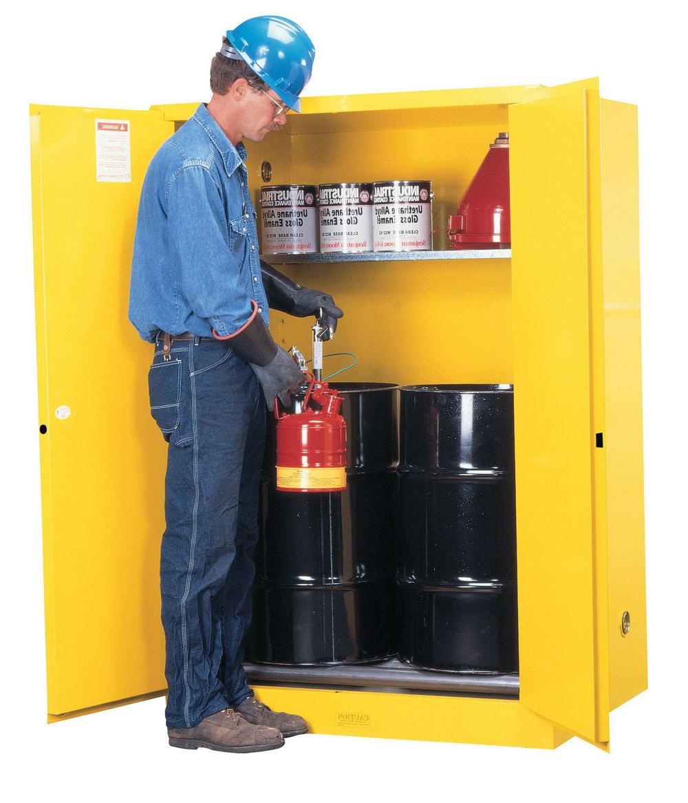 Flammable Liquid Storage Cabinet