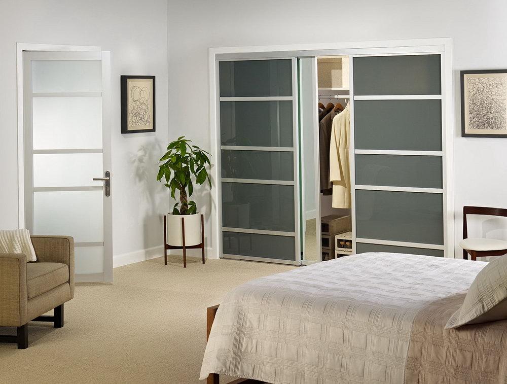 French Closet Door Ideas