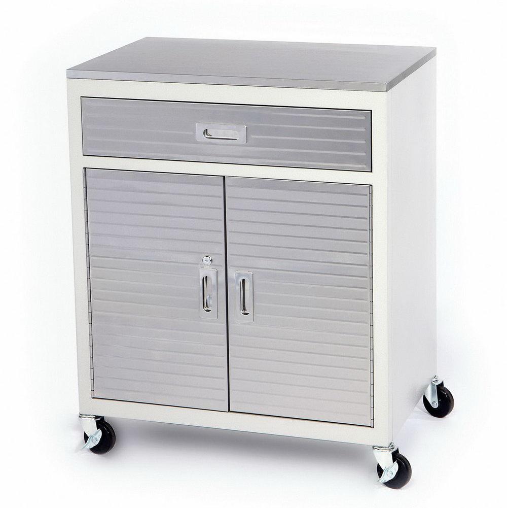 Garage Storage Cabinets On Wheels
