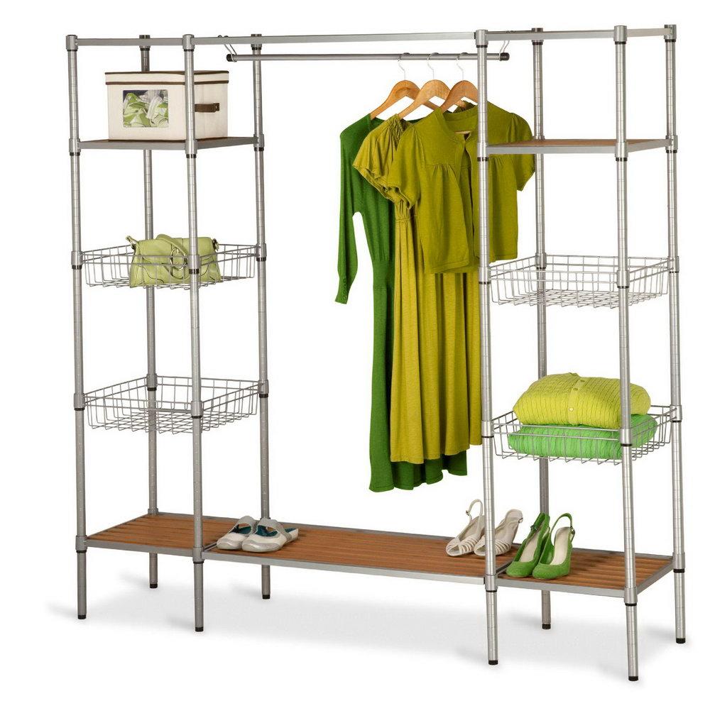 Honey Can Do Freestanding Closet System