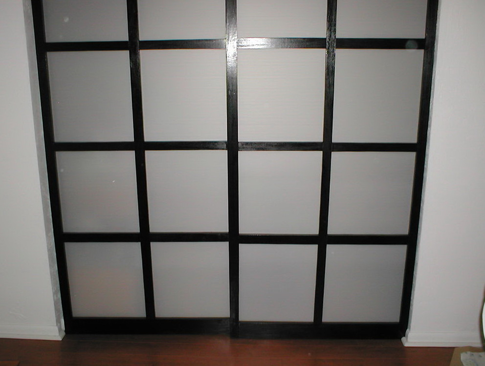 How To Build A Small Closet Door