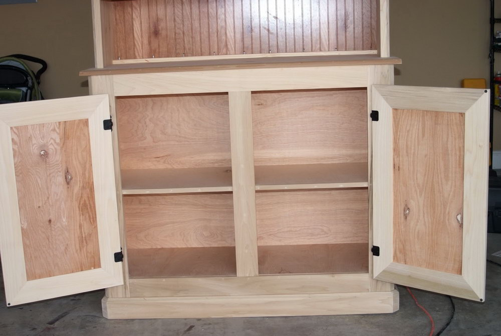 How To Build A Storage Cabinet With Doors