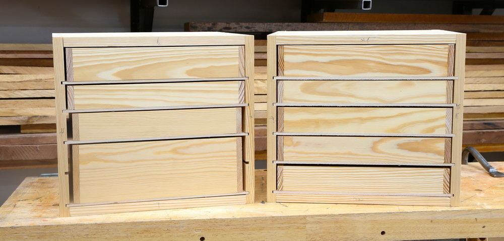 How To Build A Storage Cabinet With Drawers