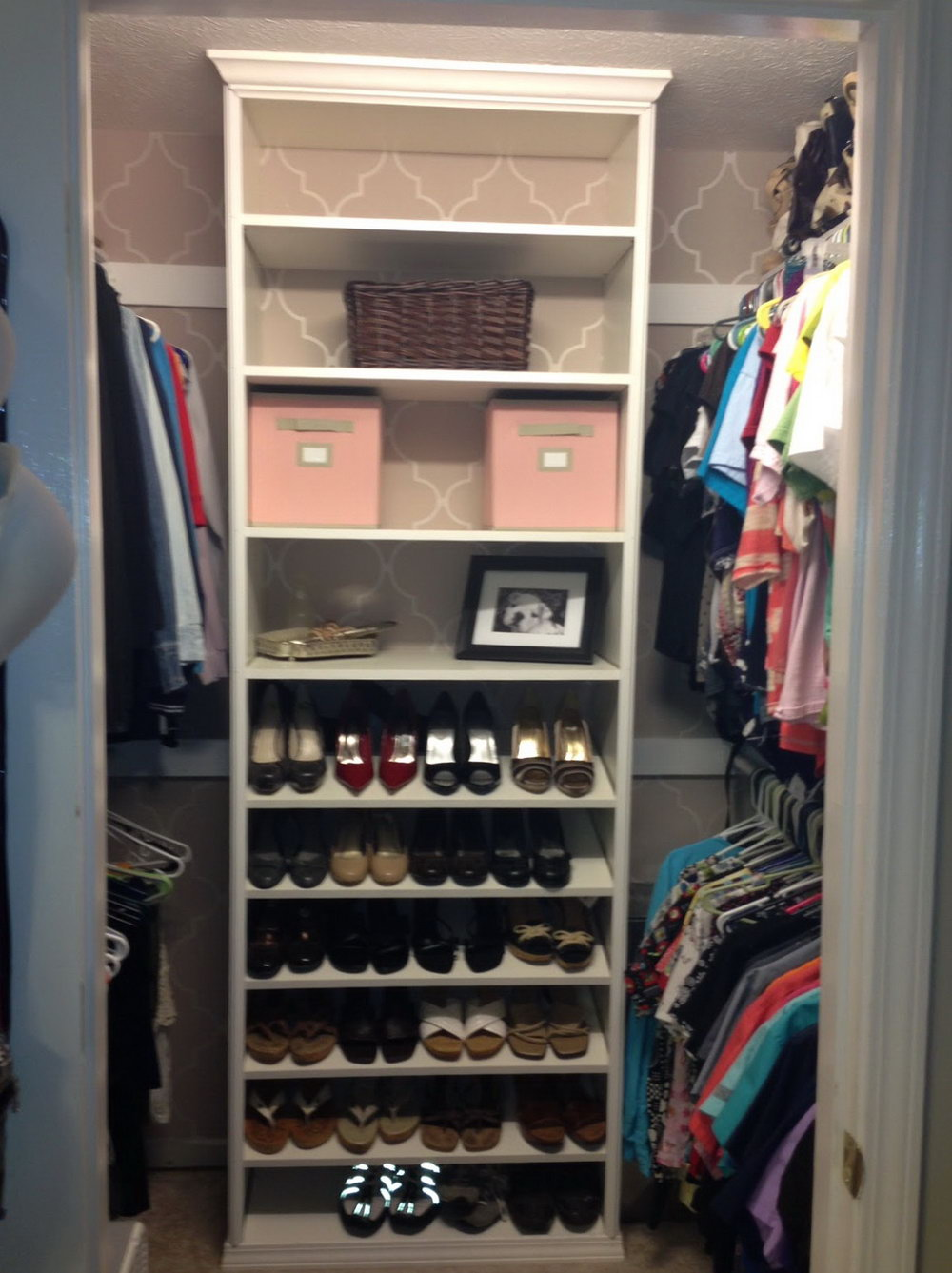 How To Organise Closet Space