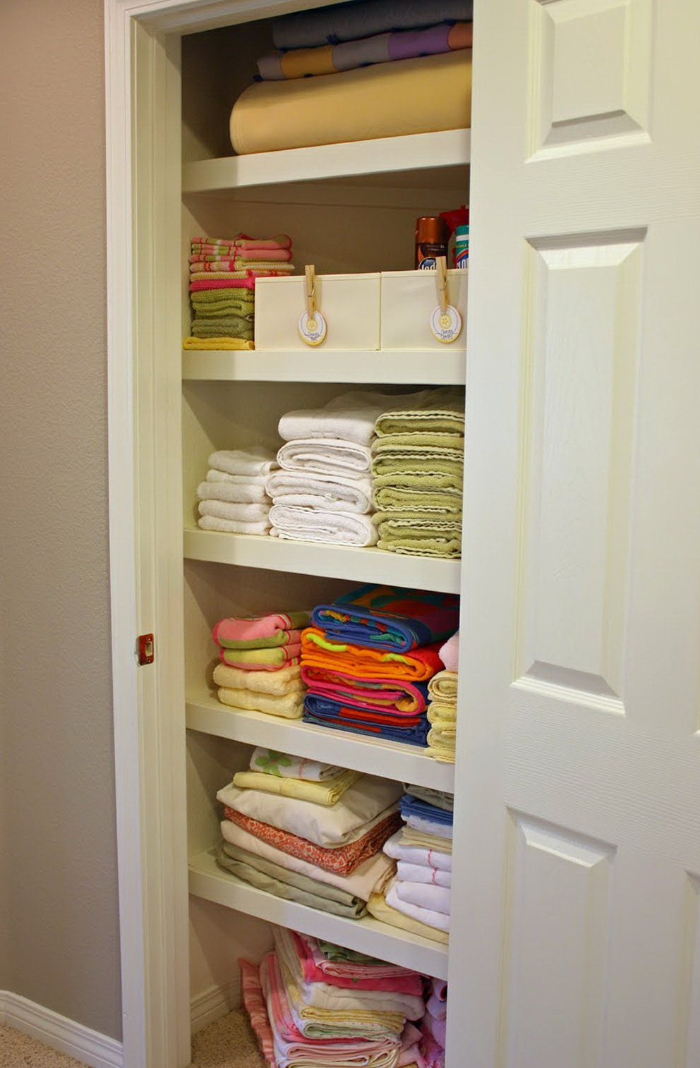 How To Organize A Tiny Closet