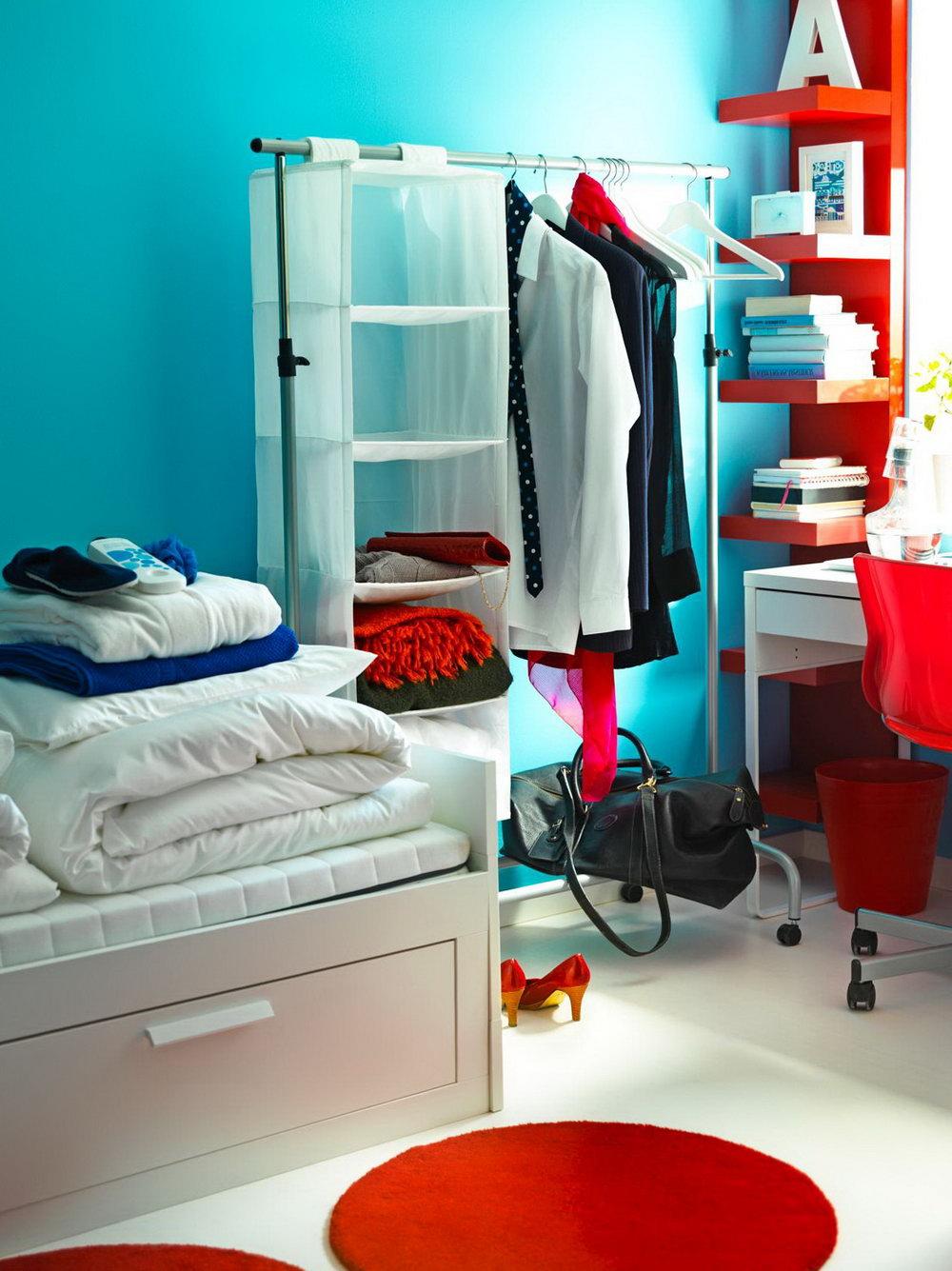 Ikea Bedroom Closet Design