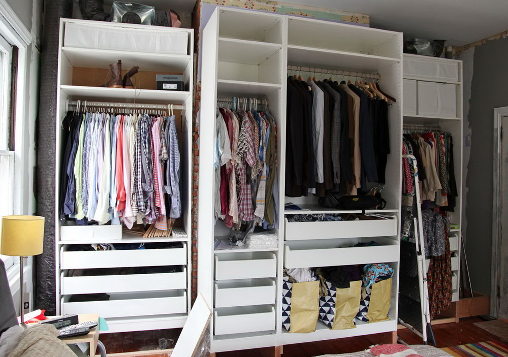 Ikea Bedroom Closet Storage