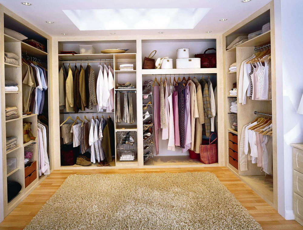 Images Of Walk In Closets In Master Suite