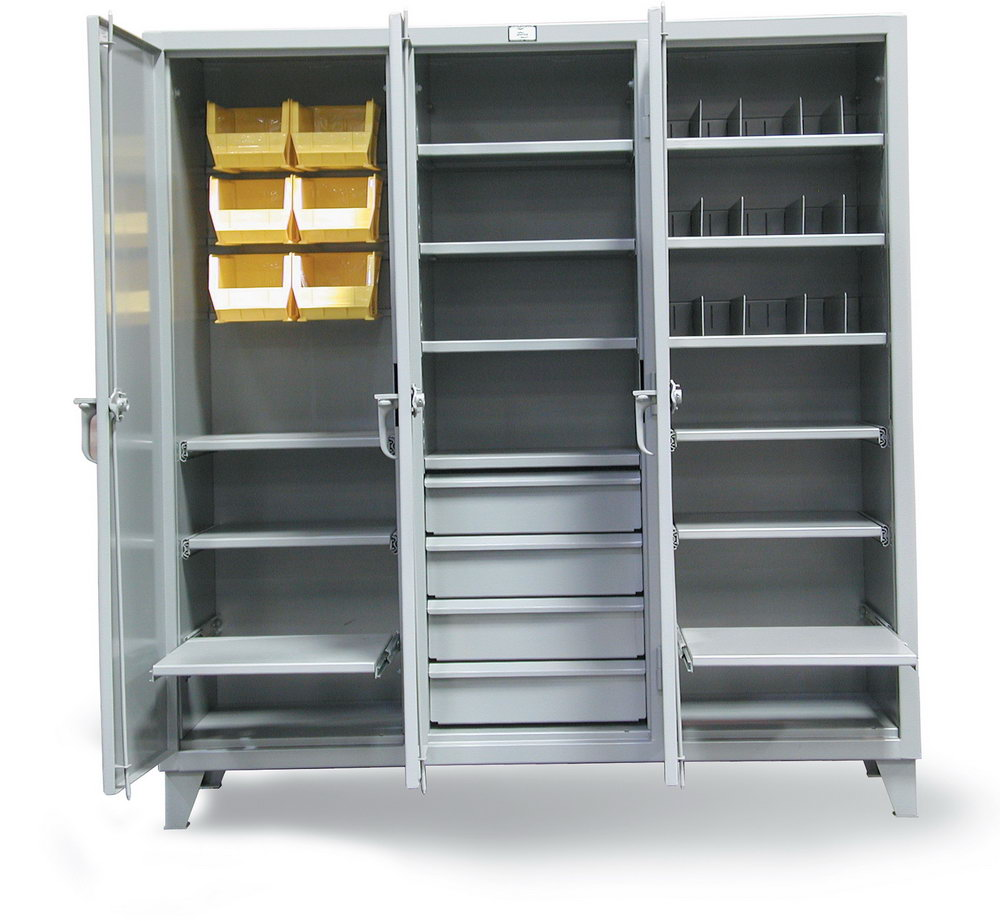 Industrial Storage Cabinets With Drawers