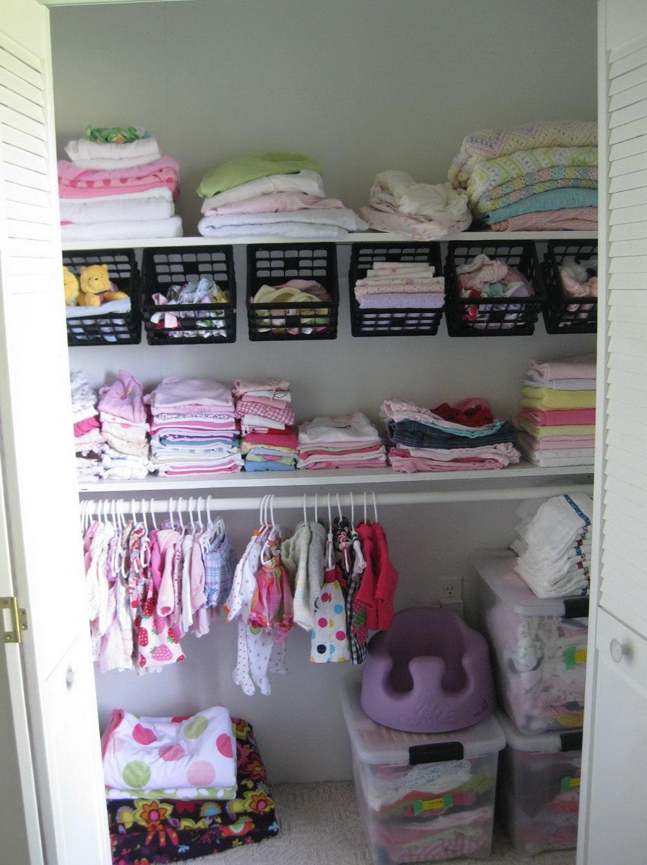 Inexpensive Closet Organization Ideas
