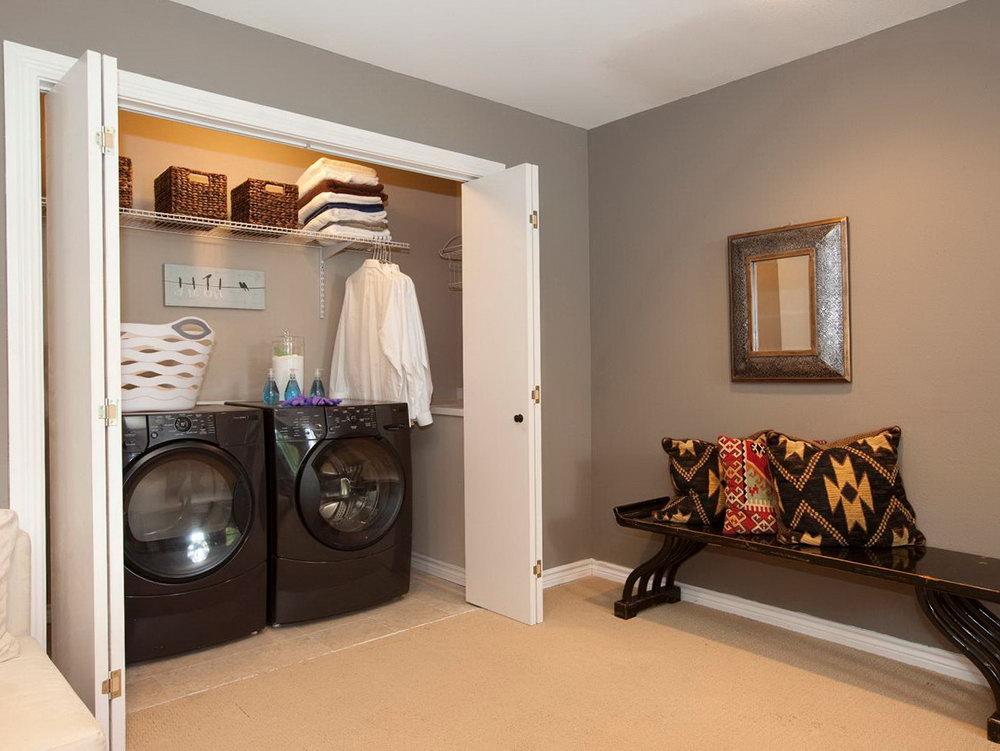 Laundry Room Closets Ideas