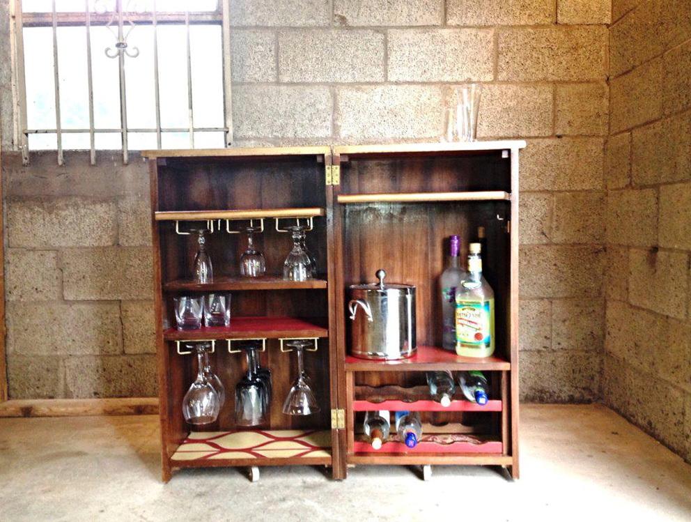 Liquor Storage Cabinet Ideas