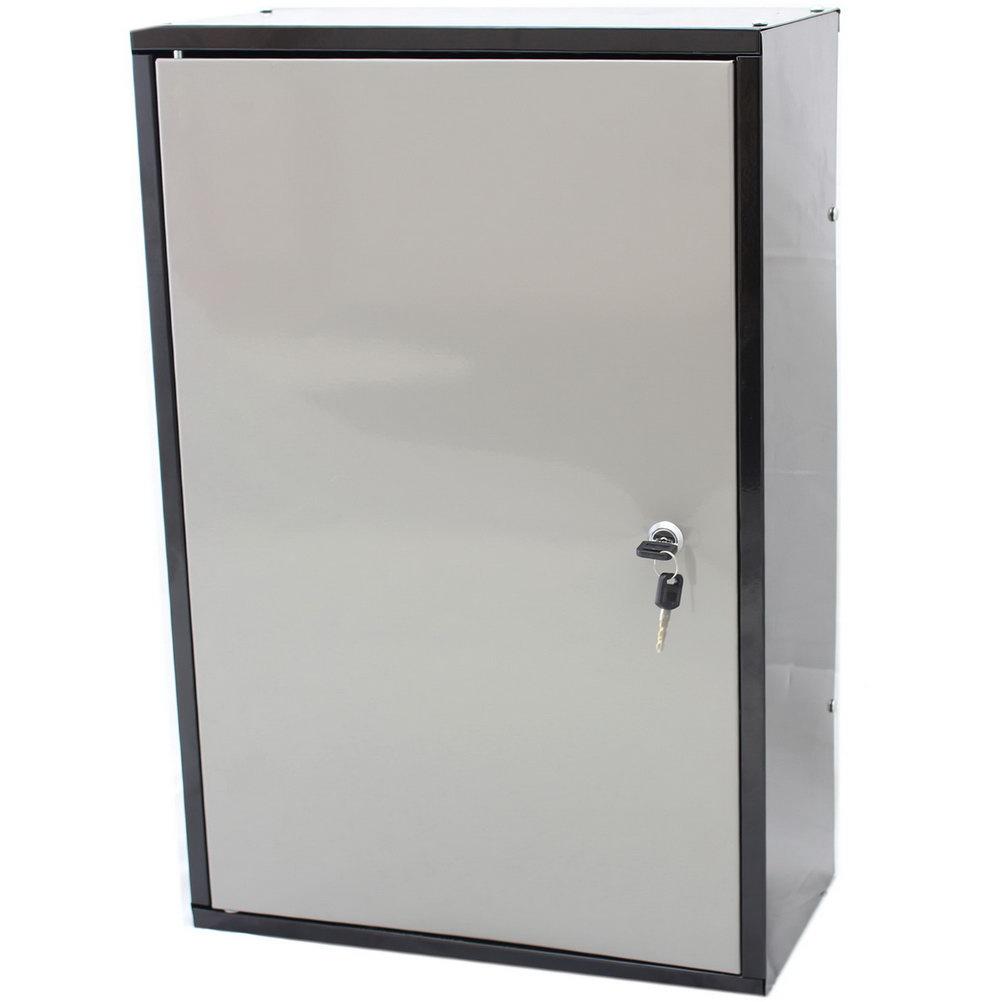 Locking Storage Cabinet Metal