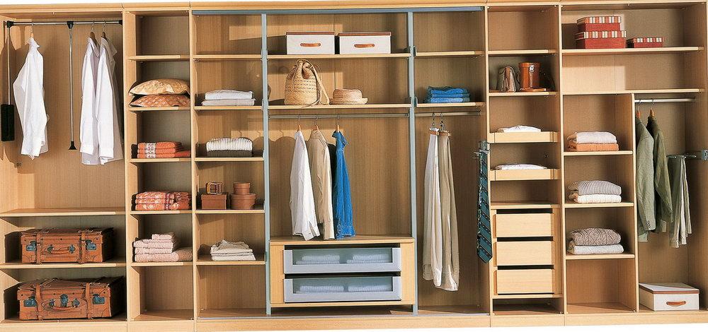 Long Narrow Closet Organization