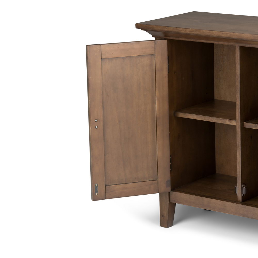 Low Storage Cabinets With Doors And Shelves