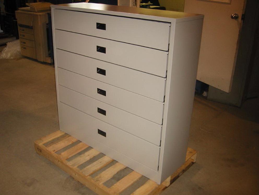 Metal Drawer Storage Cabinet