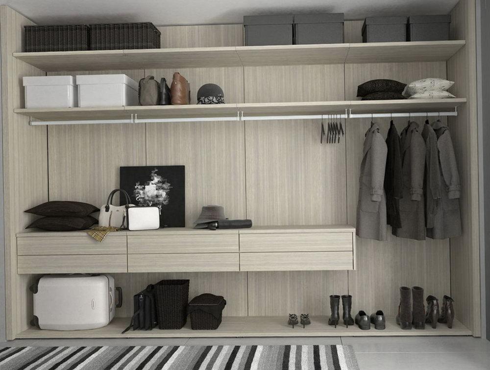 Modern Closets Design Ideas