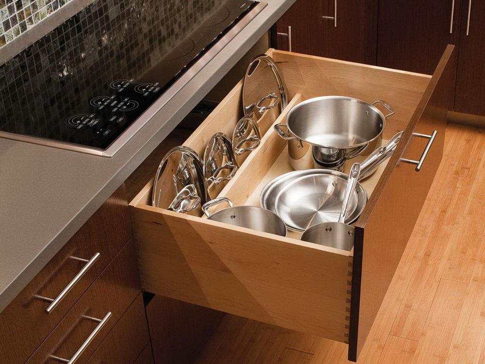 Modern Kitchen Cabinet Storage Ideas