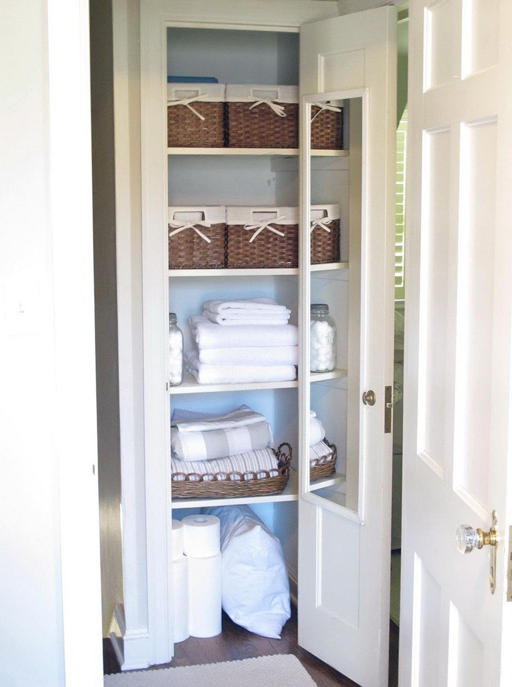 Organization Ideas For Closets