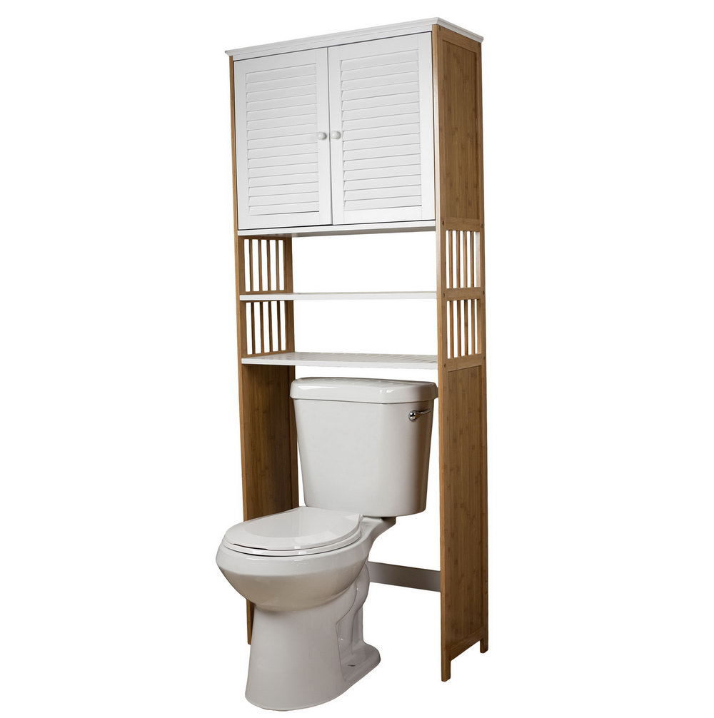 Over The Toilet Storage Cabinet Home Depot