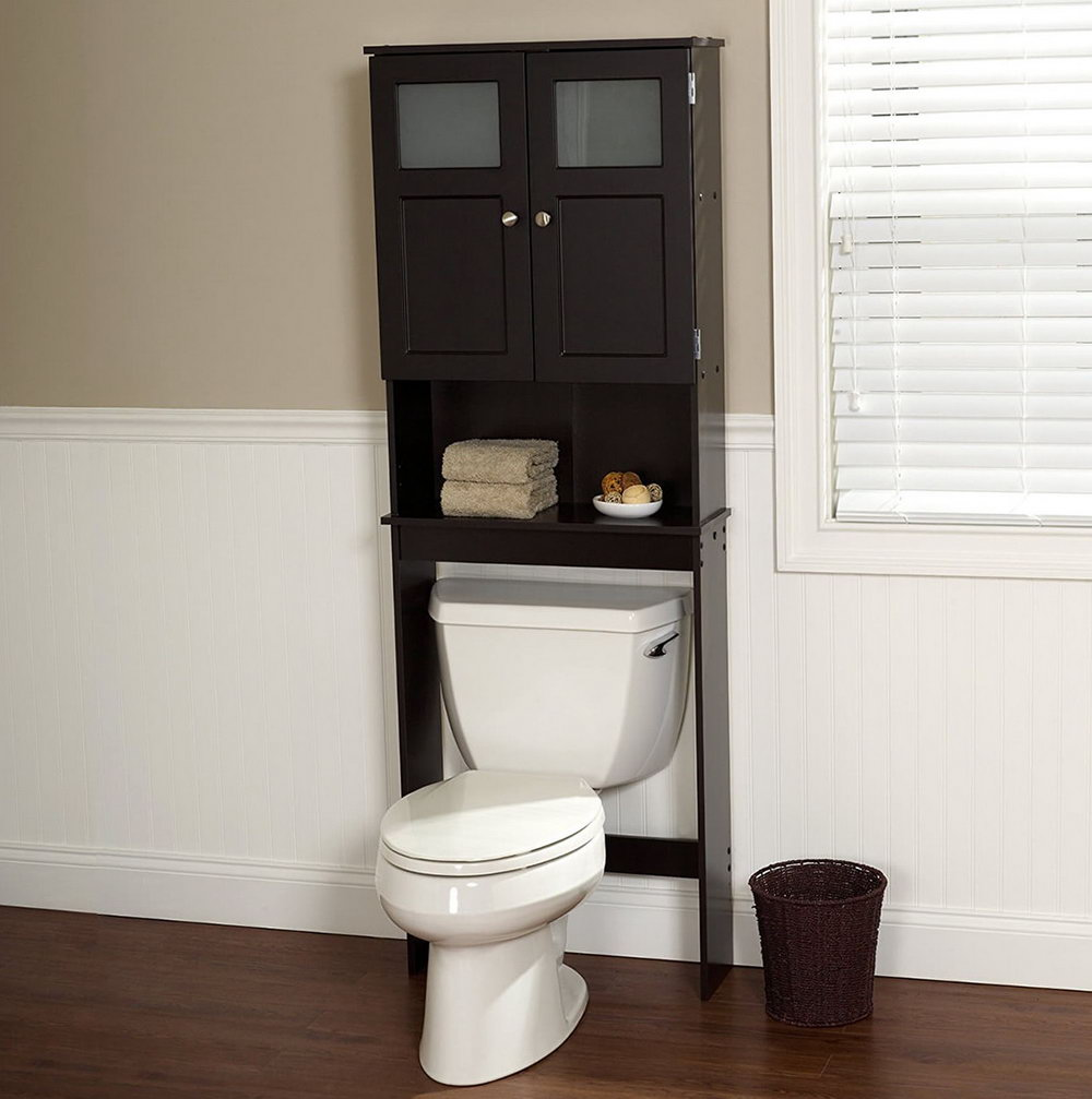 Over The Toilet Storage Cabinet Lowes