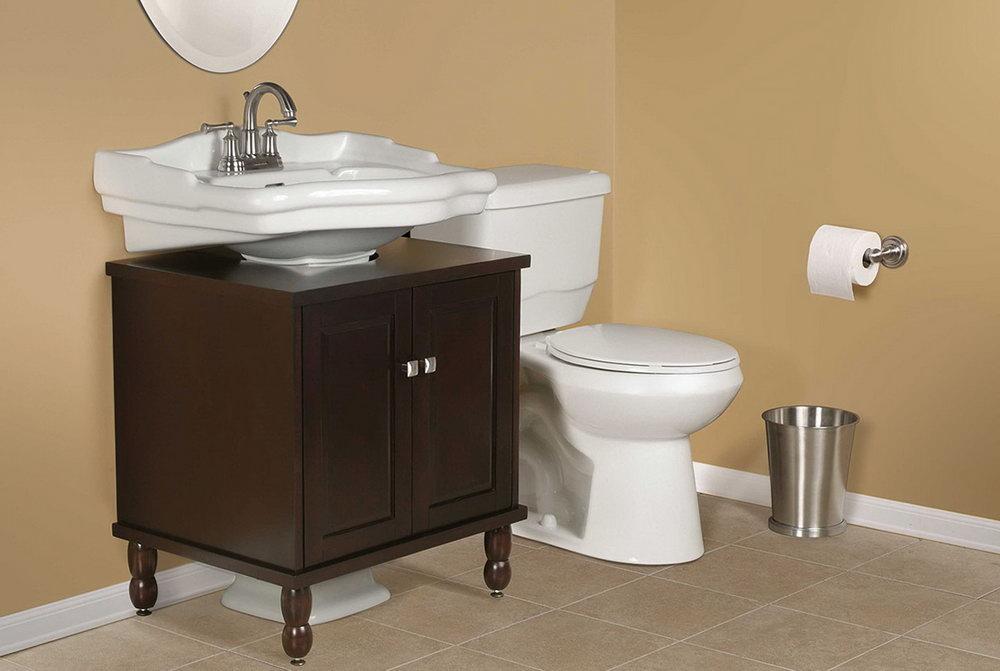 Pedestal Sink Storage Cabinet Canada
