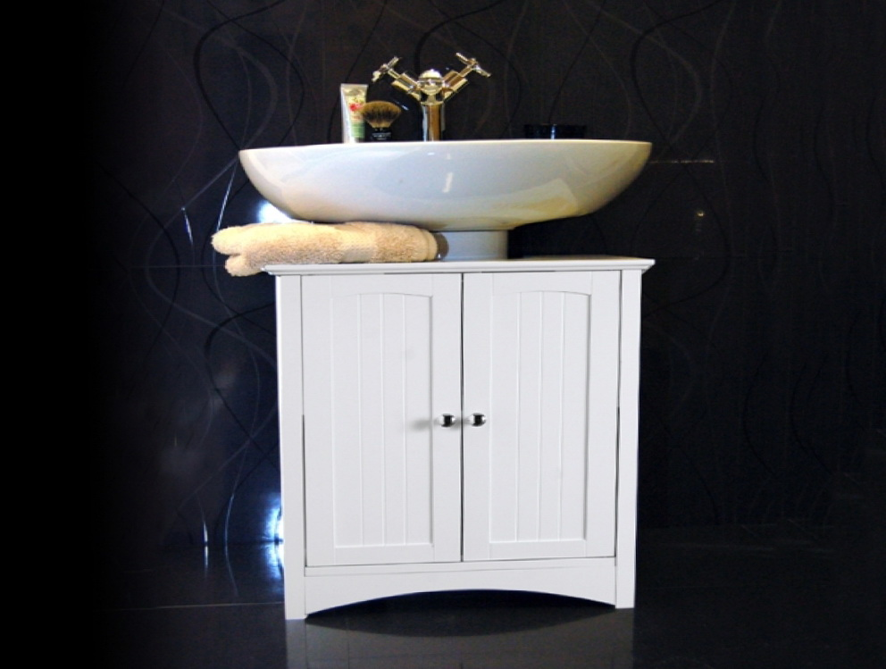 Pedestal Sink Storage Cabinet Home Depot