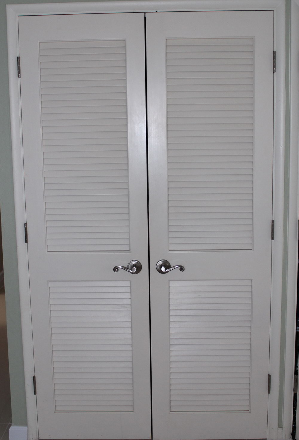 Picture Of A Closet Door