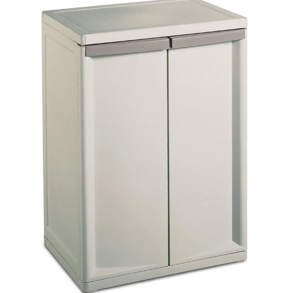 Plastic Storage Cabinets Walmart